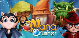 Mana Crusher sur iPhone / iPad ou Android