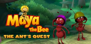 Maya L'abeille The Ant's Quest sur iPhone et iPad
