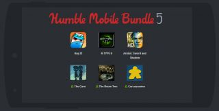 Humble Bundle Mobile 5 sur Android