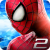 Test Android The Amazing Spider-Man 2