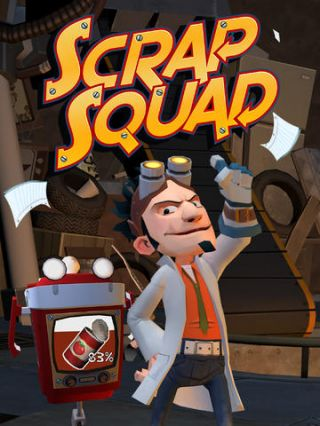 Scrap Squad sur Android
