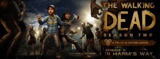 The Walking Dead The Game Season Two Episode 3 In Harm's Way sur iPhone et iPad