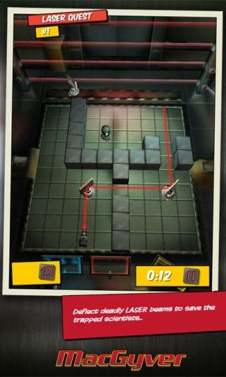 MacGyver: Deadly Descent sur Android, iPhone et iPad