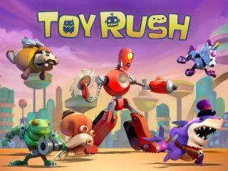 Toy Rush sur iPhone et iPad