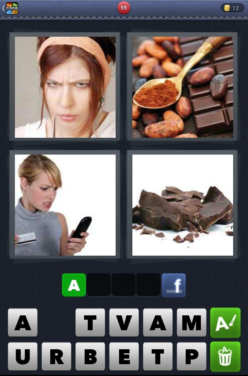 Test jeu android 4 images 1 mot sur for Cuisine 4 images 1 mot