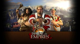 Forge of Empires de InnoGames sur iPad