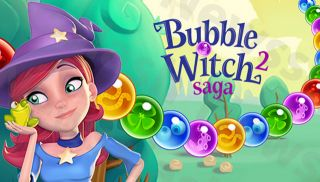 Bubble Witch Saga 2 sur Android