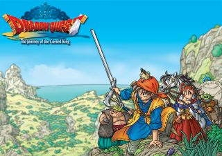 Dragon Quest 8 de Square Enix sur Android