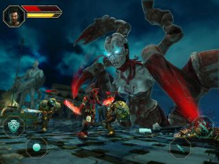 Godfire Rise of Prometheus de Vivid Games sur iPhone et iPad