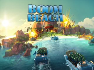 Boom Beach de Supercell sur Android