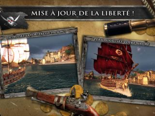 Assassin's Creed Pirates de Ubisoft