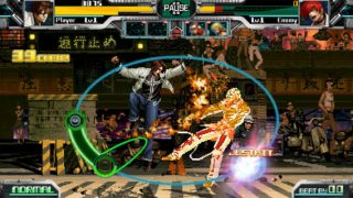 The Rhythm of Fighters de SNK Playmore sur iOS et Android