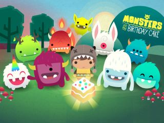 Monsters Ate My Birthday Cake sur iPhone et iPad