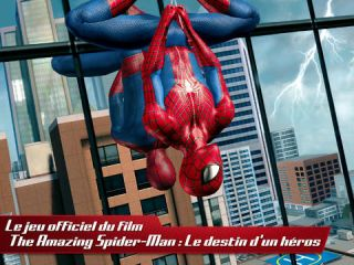 The Amazing Spider-Man 2 de Gameloft sur iOS et Android