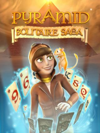 Pyramid Solitaire Saga sur Android