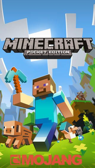 Minecraft Pocket Edition par Mojang