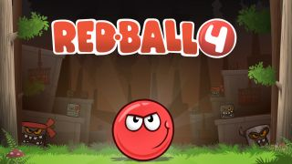 Red Ball 4 sur iPhone et iPad