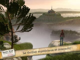 Secret Files Tunguska sur iPhone et iPad