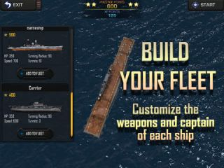 Battle Fleet 2 WW2 in the Pacific sur Android, iPhone et iPad