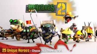 Bug Heroes 2 de Foursaken Media sur Android