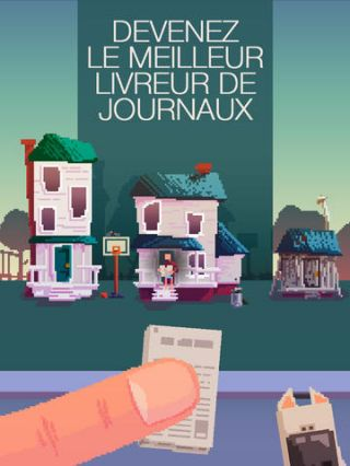 The Delivery Man sur iPhone et iPad