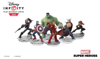 Disney Infinity 2 Marvel Super Heroes sur iPhone et iPad