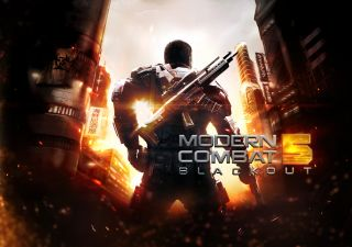 Modern Comabt 5 Blackout sur Android