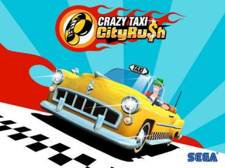 Crazy Taxi City Rush sur iPhone et iPad