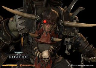 Warhammer 40K Chess - Regicide sur iPhone, iPad et Android