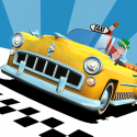 Voir le test Android de Crazy Taxi: City Rush