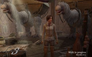 Syberia 3 sur Android, iPhone et iPad
