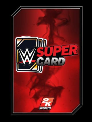 WWE SuperCard sur iPhone et iPad