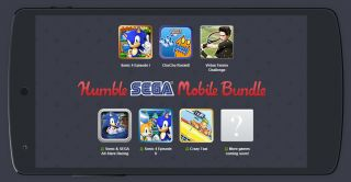 Humble Bundle Mobile SEGA sur Android