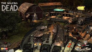 The Walking Dead Pinball sur iPhone et iPad