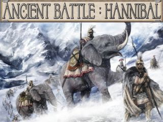 Ancient Battle Hannibal sur iPhone et iPad