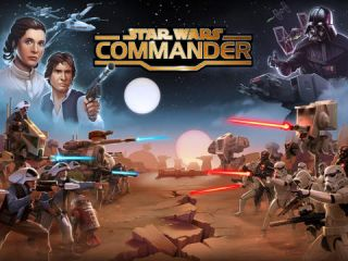 Star Wars Commander sur Android