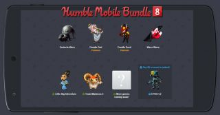 Humble Bundle Mobile 8 sur Android