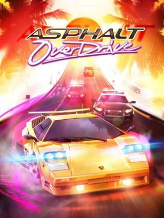 Asphalt Overdrive sur iPhone et iPad
