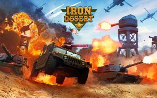 Iron Desert sur Android