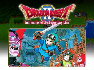 Dragon Quest II sur Android