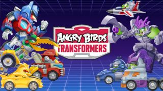 Angry Birds Transformers sur iPhone et iPad