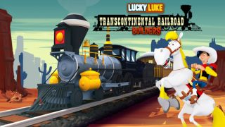 Lucky Luke - Transcontinental Railroad de Microids