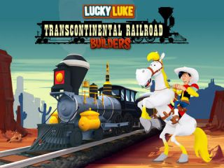 Lucky Luke - Transcontinental Railroad sur iPhone et iPad