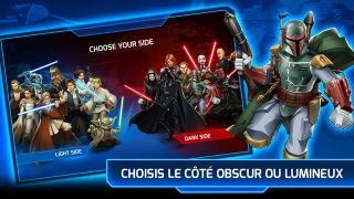 Star Wars Galactic Defense de DeNA