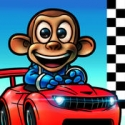 Voir le test iPhone / iPad de Monkey Racing