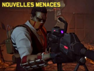 XCOM Enemy Within de 2K Games