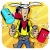 Test iOS (iPhone / iPad) Lucky Luke Shoot & Hit