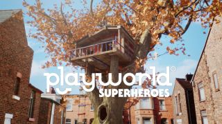 Playworld Superheroes de Starship