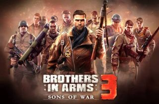 Brothers in Arms 3 Sons of War sur iPhone et iPad