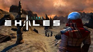 Exiles Far Colony de Crescent Moon Games